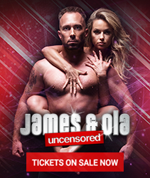 James and Ola Uncensored